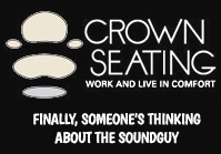 Crown Seating Proudly Endorses Soundcheck Nashville