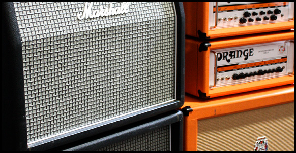 Soundcheck - The Largest Guitar Amp Backline Rentals in Nashville