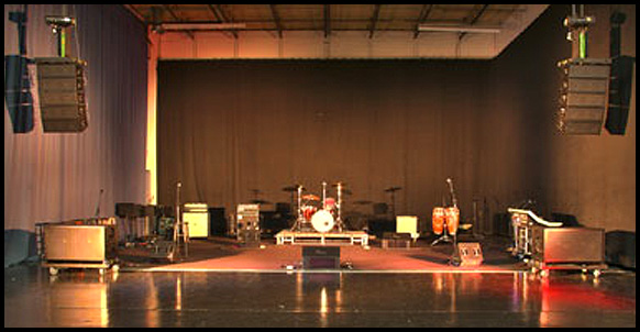 Soundcheck Nashville Rehearsal Room B