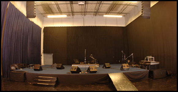 Soundcheck Nashville Rehearsal Room D 