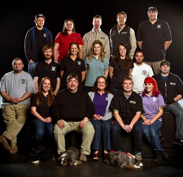 Soundcheck Nashville Staff 2012