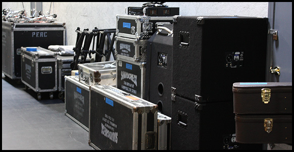 Soundcheck - The Largest DJ Backline Rental in Nashville