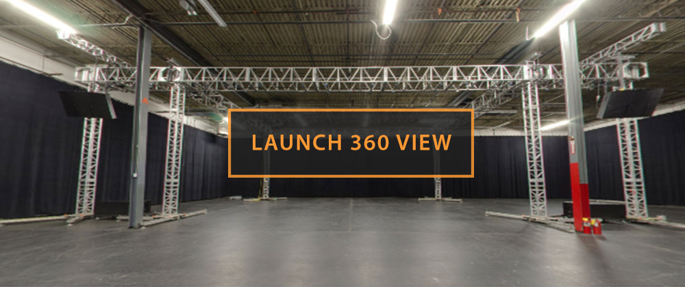 Rehearsal Studio A Launch 360 View