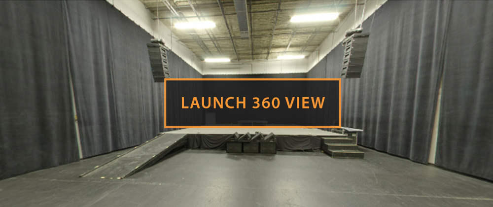 Rehearsal Studio D Launch 360 View