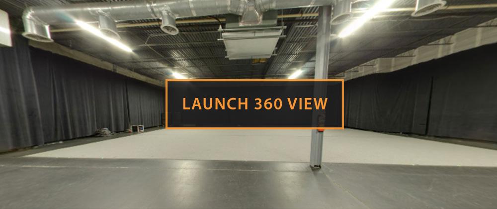 Rehearsal Studio F Launch 360 View