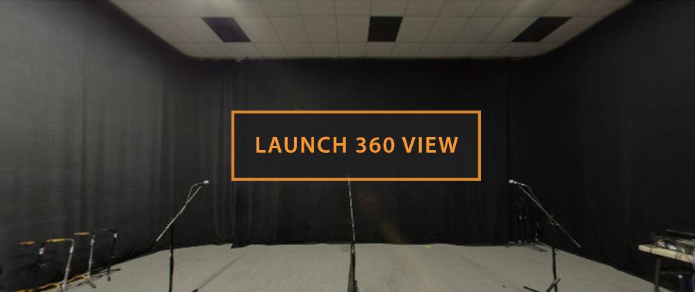 Rehearsal Studio G Launch 360 View