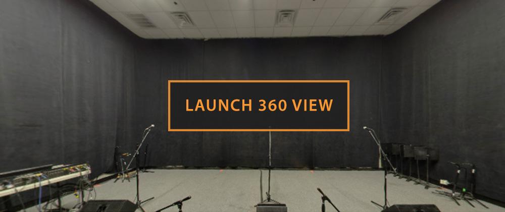 Rehearsal Studio H Launch 360 View
