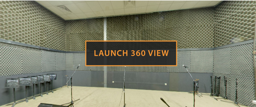 Rehearsal Studio J Launch 360 View